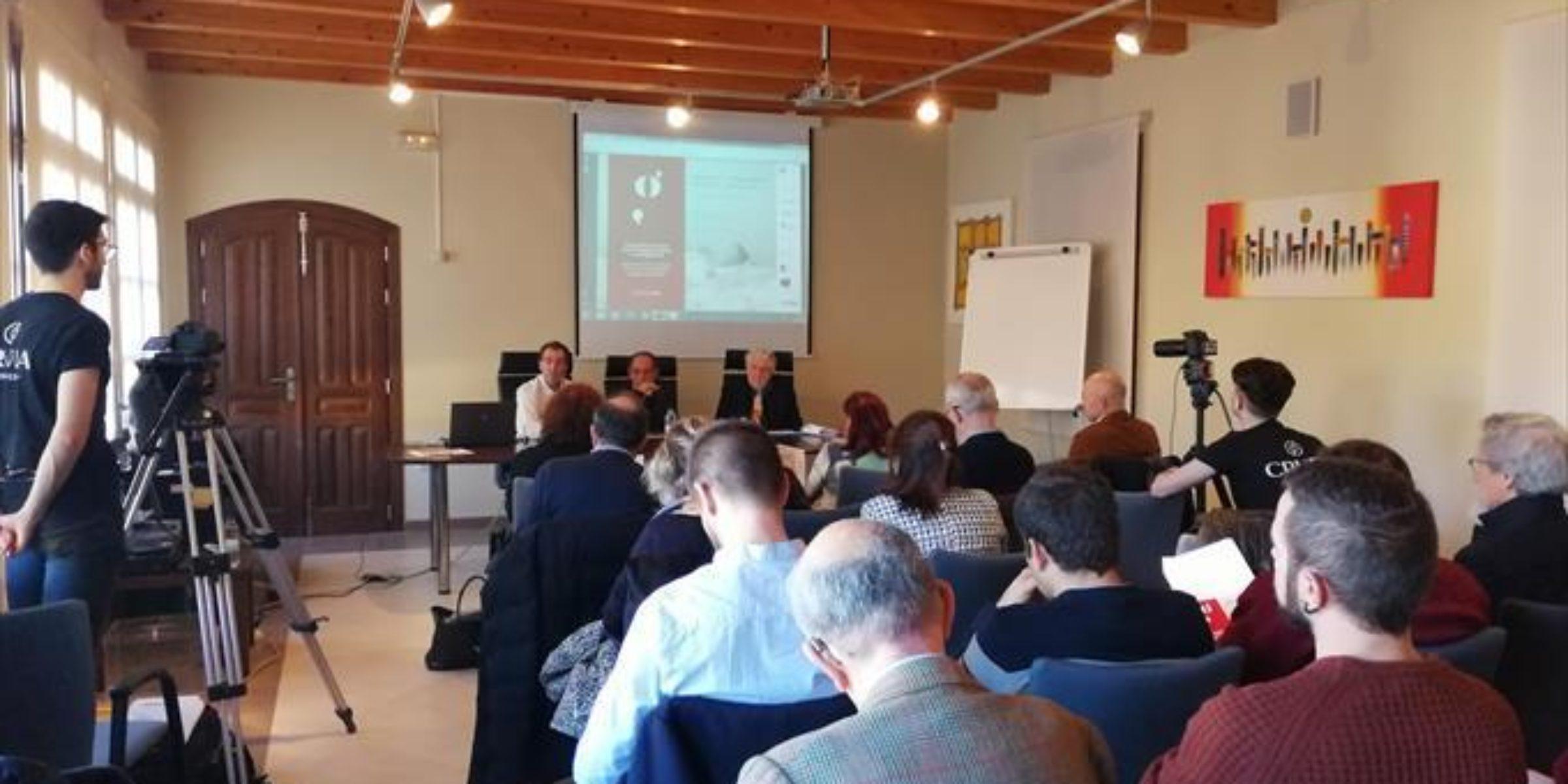 Un encuentro trae a expertos de varias disciplinas. Fuendetodos y Belchite sede de las jornadas de Territorio Goya