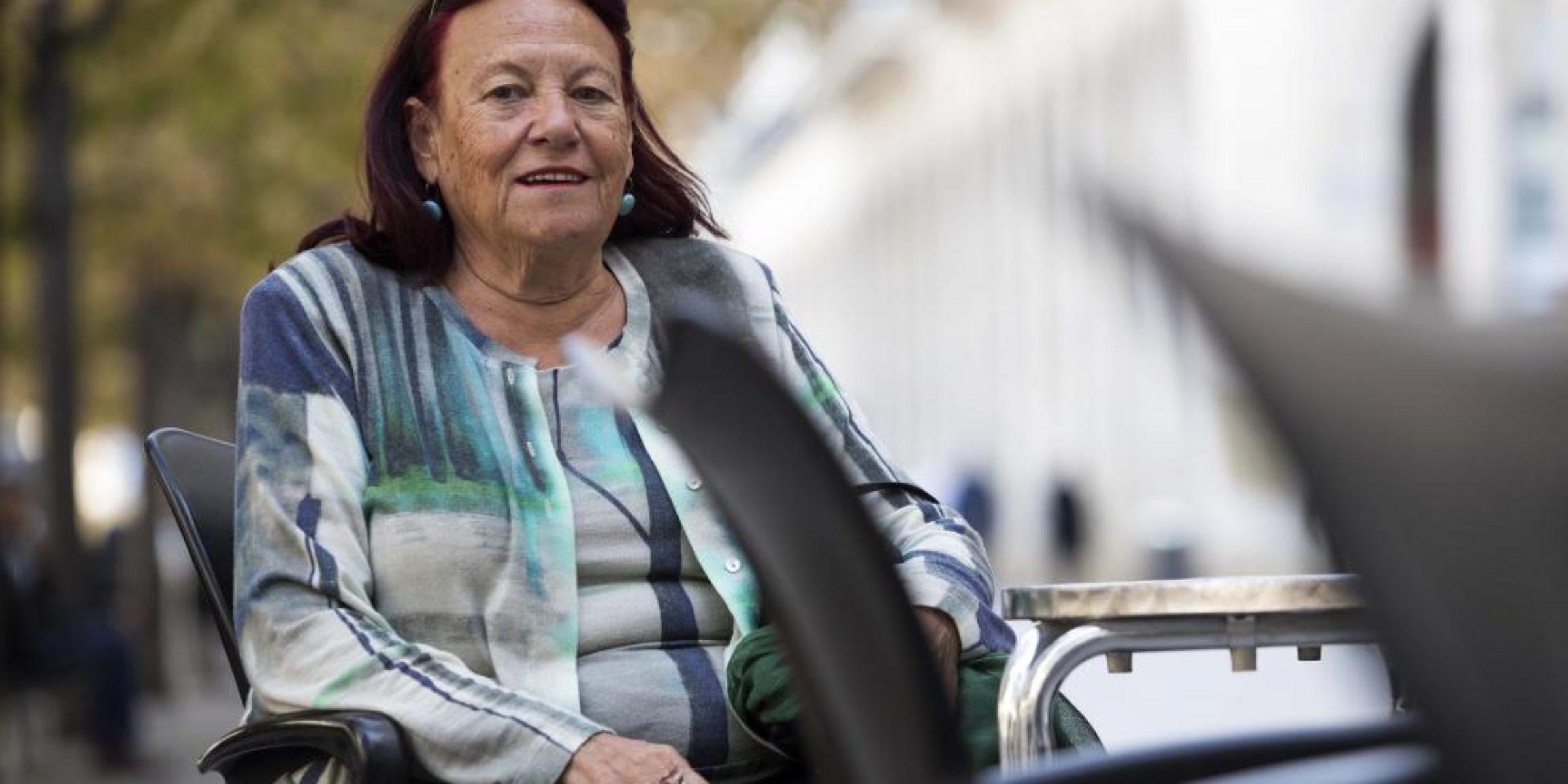 Entrevista a Marga Iñiguez en el Heraldo de Aragón