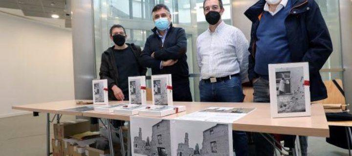 """Presentado el libro-objeto: """"LOS OJOS DE LA GUERRA. Gervasio Sánchez. En la prensa"""